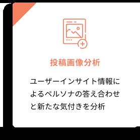 【投稿画像分析】ユーザーインサイト情報によるペルソナの答え合わせと新たな気付きを分析